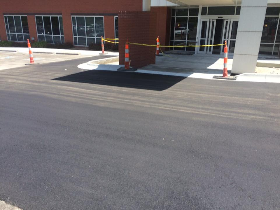 Concrete and Asphalt Project