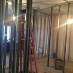 commercial office buildout